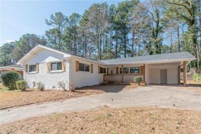 1747 SW Fort Valley Drive SW, Atlanta, GA 30311 - #: 6552478