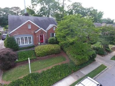 1770 Flagler Avenue NE, Atlanta, GA 30309 - MLS#: 6553410