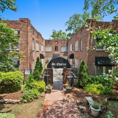 1026 Saint Charles Avenue NE UNIT 14, Atlanta, GA 30306 - MLS#: 6553735