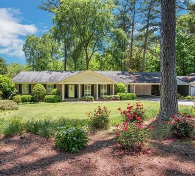 1981 Oak Grove Road NE, Atlanta, GA 30345 - #: 6553981