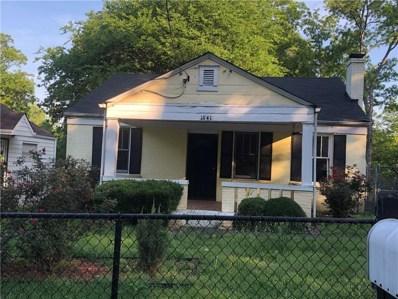 1841 Lakewood Terrace SE, Atlanta, GA 30315 - MLS#: 6554749