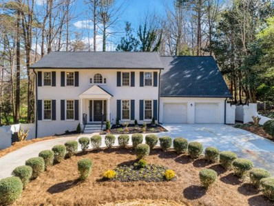 1784 Castleway Lane, Atlanta, GA 30345 - #: 6555200