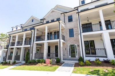 115 Harlow Circle UNIT 195, Roswell, GA 30076 - #: 6555604