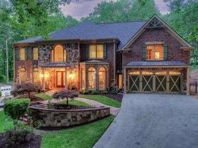 4955 Burnt Hickory Road NW, Kennesaw, GA 30152 - #: 6555664