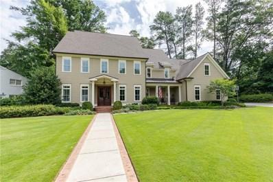 4595 Millbrook Drive, Atlanta, GA 30327 - #: 6556092