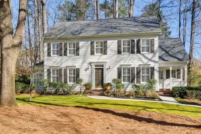 1491 Wood Thrush Way, Marietta, GA 30062 - MLS#: 6559235