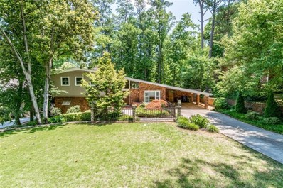 1865 Wildwood Place, Atlanta, GA 30324 - MLS#: 6561452