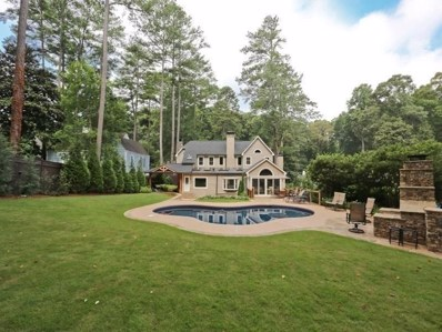 3889 Wieuca Terrace NE, Atlanta, GA 30342 - MLS#: 6561894