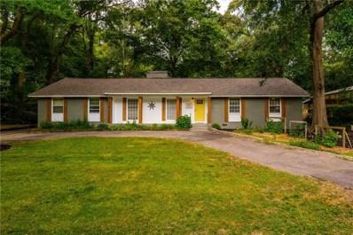 40 Brookwood Drive SW, Marietta, GA 30064 - MLS#: 6562133