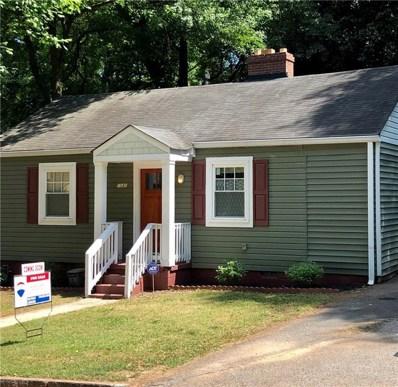 1541 McPherson Avenue SE, Atlanta, GA 30316 - MLS#: 6562200