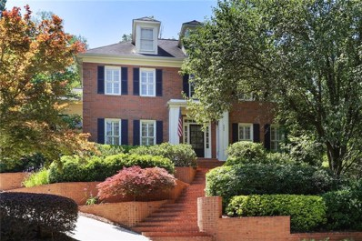 525 Vinington Court, Sandy Springs, GA 30350 - MLS#: 6562221