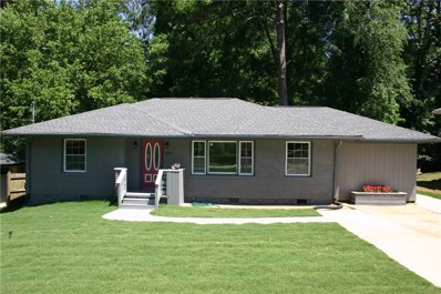 1868 Longdale Drive, Decatur, GA 30032 - #: 6562372
