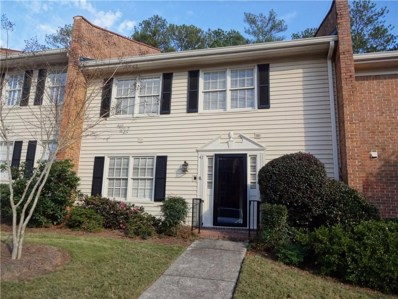 4101 Dunwoody Club Drive UNIT 47, Atlanta, GA 30350 - MLS#: 6562600