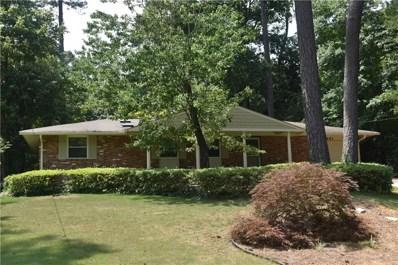 3661 Woodstream Circle NE, Brookhaven, GA 30319 - #: 6563602