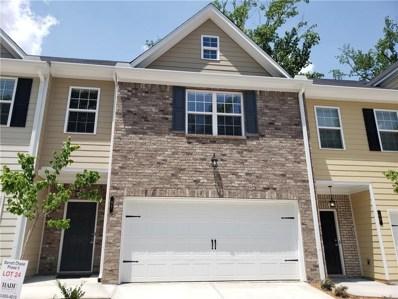 33 Brycewood Lane UNIT 34, Dallas, GA 30157 - #: 6565384