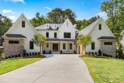 100 Lake Forrest Lane NE, Atlanta, GA 30342 - #: 6565610