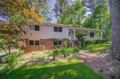 507 Woodcliffe Court, Woodstock, GA 30189 - MLS#: 6567614