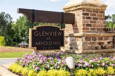 12575 Arnold Mill Road UNIT 5, Milton, GA 30004 - #: 6568636