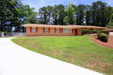 3873 King Arthur Road SW, Atlanta, GA 30331 - MLS#: 6568694