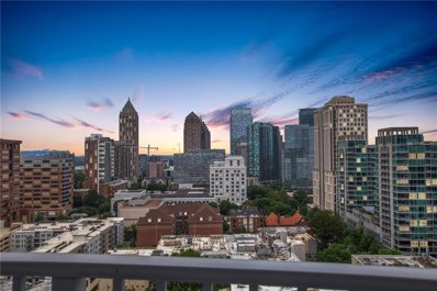 860 Peachtree Street NE UNIT 1811, Atlanta, GA 30308 - MLS#: 6570120