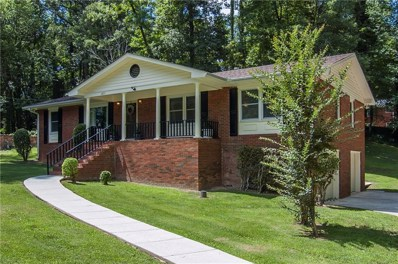 2897 Pine Valley Circle, East Point, GA 30344 - #: 6572183