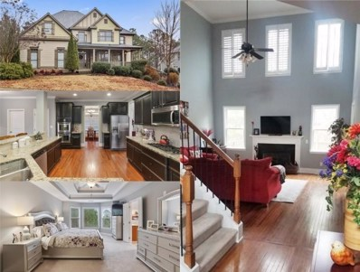 222 Blackberry Run Drive, Dallas, GA 30132 - #: 6573120