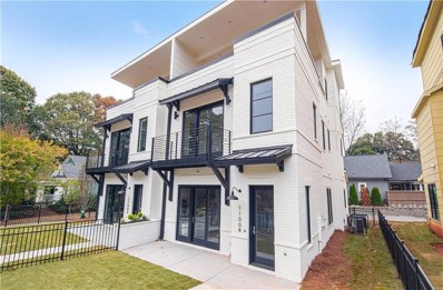 1112 Arkwright Place SE UNIT A, Atlanta, GA 30317 - MLS#: 6573409