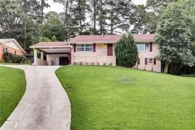 1968 Timothy Drive NE, Atlanta, GA 30329 - MLS#: 6576440