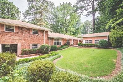 1977 Silvastone Drive NE, Atlanta, GA 30345 - #: 6577425