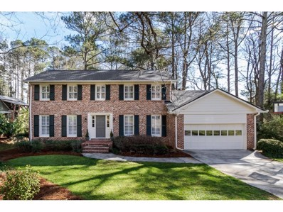 1514 Holly Bank Circle, Dunwoody, GA 30338 - #: 6579226