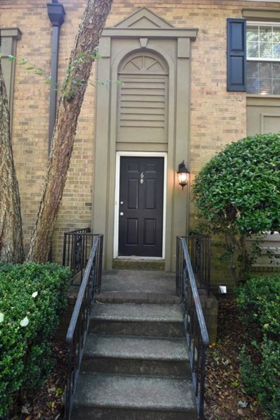 6980 Roswell Road UNIT A6, Sandy Springs, GA 30328 - #: 6580863