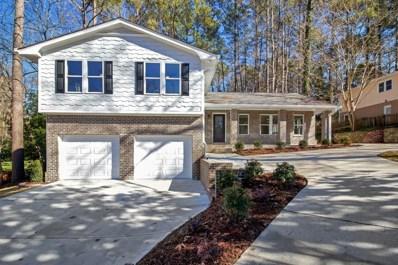 470 Ridgewater Drive, Marietta, GA 30068 - #: 6584068