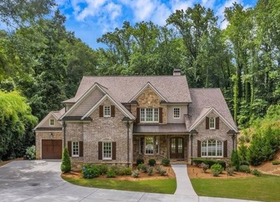 1085 Kingston Drive, Atlanta, GA 30342 - #: 6584851