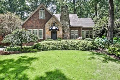 1724 Inverness Avenue NE, Atlanta, GA 30306 - #: 6585055