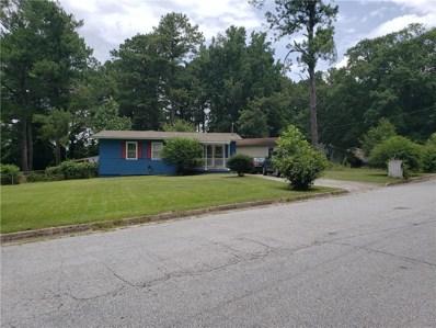1027 Fairburn Road NW, Atlanta, GA 30331 - MLS#: 6585454