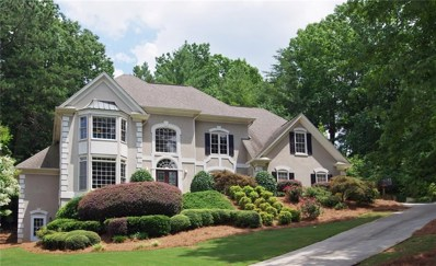 3855 Redcoat Way, Alpharetta, GA 30022 - #: 6585784