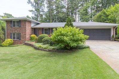 1710 Colebrook Circle, Decatur, GA 30033 - #: 6586303