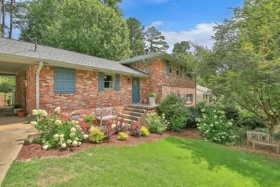 1876 Audubon Drive NE, Atlanta, GA 30329 - MLS#: 6586401