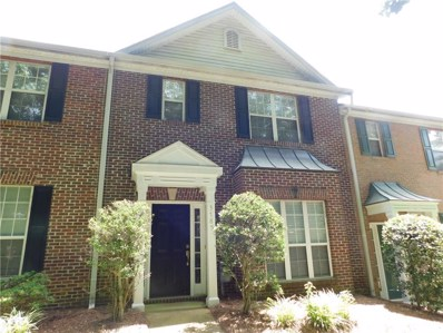 3785 Town Square Circle NW UNIT 4, Kennesaw, GA 30144 - #: 6588030