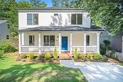 264 Sisson Avenue, Atlanta, GA 30317 - #: 6588084