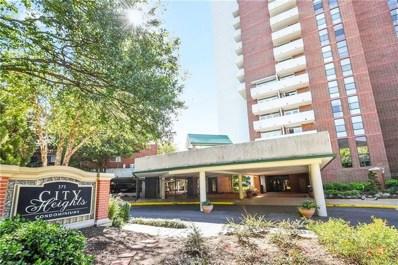 375 Ralph McGill Boulevard NE UNIT 1007, Atlanta, GA 30312 - MLS#: 6588319