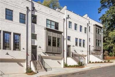 1805 Huntington Hills Lane NW, Atlanta, GA 30309 - #: 6588638