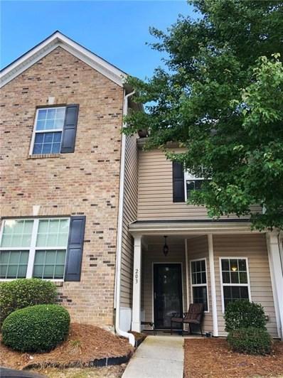 2555 Flat Shoals Road UNIT 203, Atlanta, GA 30349 - #: 6591594