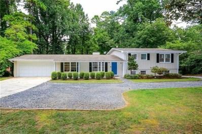 1861 Crestline Drive NE, Atlanta, GA 30345 - MLS#: 6592427