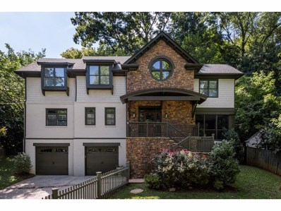 1265 McLynn Avenue NE, Atlanta, GA 30306 - MLS#: 6597437