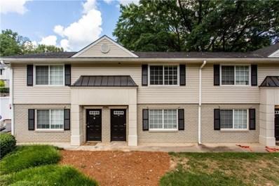 6940 Roswell Road UNIT 10B, Atlanta, GA 30328 - #: 6598761