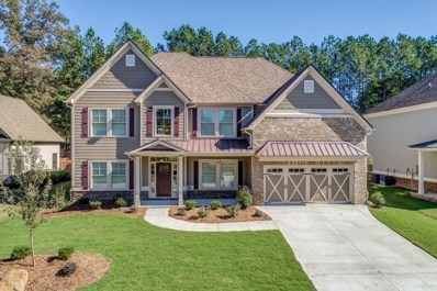 136 Grand Oak Trail, Dallas, GA 30157 - #: 6599896