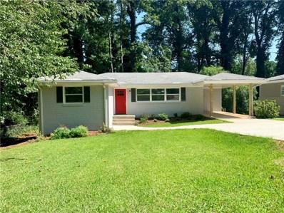 3520 Glensford Drive, Decatur, GA 30032 - #: 6600344