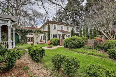 814 Lullwater Road NE, Atlanta, GA 30307 - MLS#: 6600496