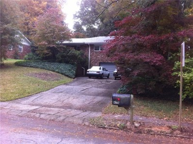 2807 Hollywood Road, Decatur, GA 30033 - #: 6602829